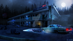 Dreamfield - Le Motel by Dr-Gauss