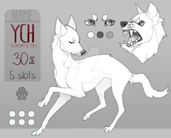 YCH ref sheet  fix price [OPEN] by todaff