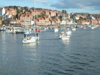 Whitby Harbour by CHAERG-Major