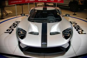 The 2017 Ford GT by SeanTheCarSpotter