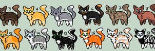 cat adopts 10 points each (5/20) OPEN by Squad1rox