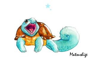 Squirtle Realism