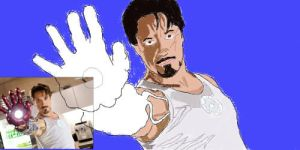 Tony Stark - WIP by Wicked-Pirate-Queen