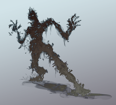 Zombie by ozwalled