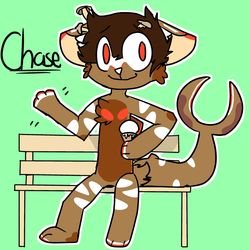 Chase Art Trade by Kitapult