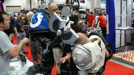 GenCon Cosplay 2014 07 by MADMANMIKE