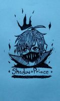 Shadow Prince by EnnOxen