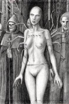 Queen of the Plague by dashinvaine