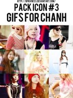 131711 Pack #3 - Gifs For Chanh by BPigVness by BPigVness