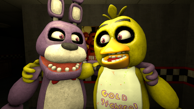 For Gold94Chica by ThatFiveNightsFan