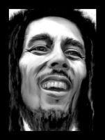 Bob Marley by Project-Intrepid