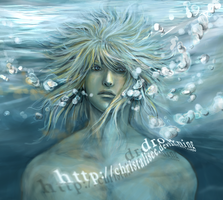 drowning - Minato version by christalisee