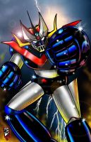 Great Mazinger by BigRob1031