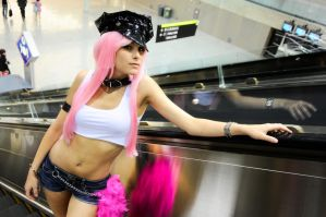Poison - Final Fight by Captain-Ruby