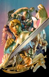 Final Fight: Double Impact Win by alvinlee