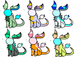 OPEN Orbevoid batch 1 (price lowered) by Snowree