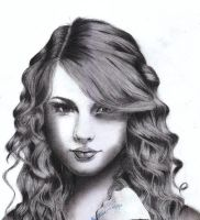 Taylor Swift by tintin33