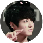 [F2U] BTS Jungkook Icon/Circle thing?? by HorseWarriorArts