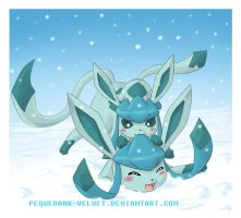 NEW YEAR: GLACEON