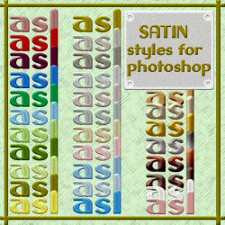 SATIN styles by roula33