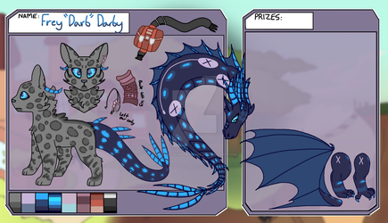 [FT] Frey ''Darb'' Darby by StormClawPonyRises