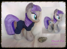 Maud Pie : Its a rock.... his name is Boulder... by Epicrainbowcrafts