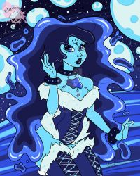 Lady Neptune by FlavorlessMuffin