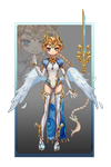 |Closed|- Angel paladin -|auction| by SnowMaybells