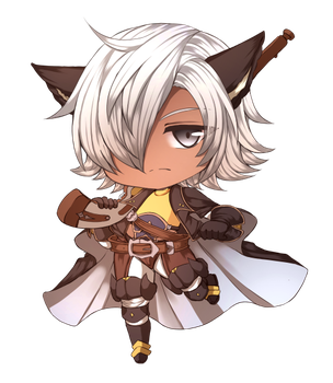 +Gift+ Eustace for Wanini by Sallynyan