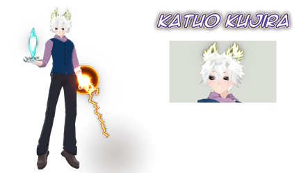 Official Debut: Katuo Kujira by saltydoesDA