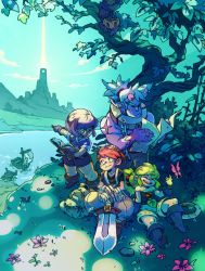 Evoland 2 by sssashimi
