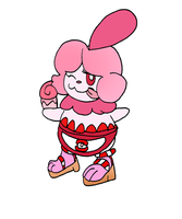 AT: Minnie the slurpuff