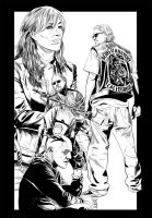 sons of anarchy tribute by MeloMonaco