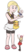 [Pokemon X and Y] Poke by Display-This-Anyway