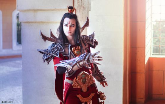 Wizard from Diablo 3 by Quixecosplay