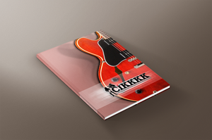 Cikkkk Book Cover  for KaRock Foundation by wildgica