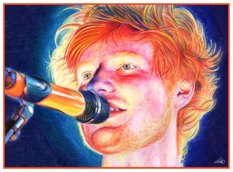 Ed Sheeran by NicksPencil