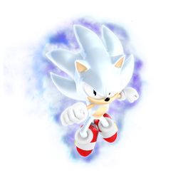 Mastered Ultra Instinct Sonic by JaysonJeanChannel