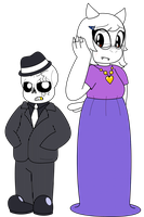 So I made a new AU by GamingInGreen13