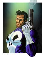 Punisher by Timboe
