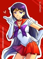 Sailor Mars by ZCCoffee