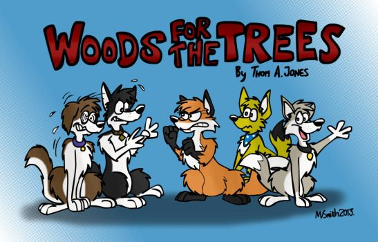 Woods For The Trees by FreyFox