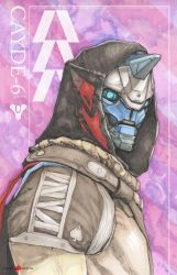 Cayde 6 Destiny 2 by ChrisOzFulton