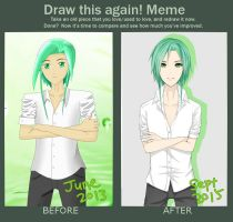 Draw This Again Meme 2015 by Rosy-Iris