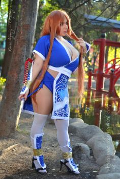 Kasumi- Dead Or Alive by Nyuugao