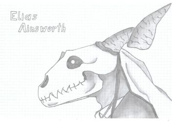 (hi I'm back from the dead) Elias Ainsworth by BlitzMerker98