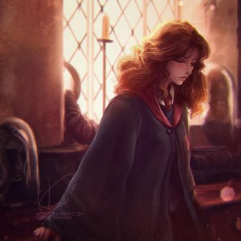 Hermione Granger by Axsens