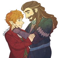 They're cute and I regret nothing by Jackie-lyn