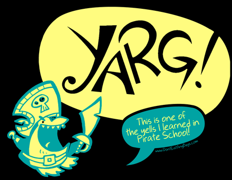 Pirate School Tshirt by raisegrate