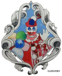 Pogo the Clown by EllenWrench